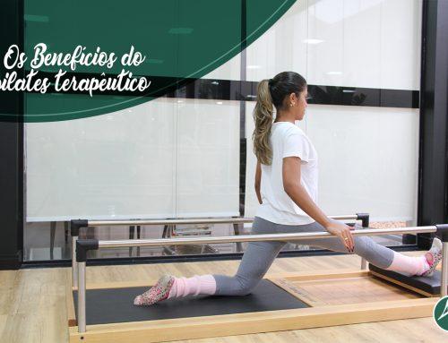 Os benefícios do Pilates terapêutico