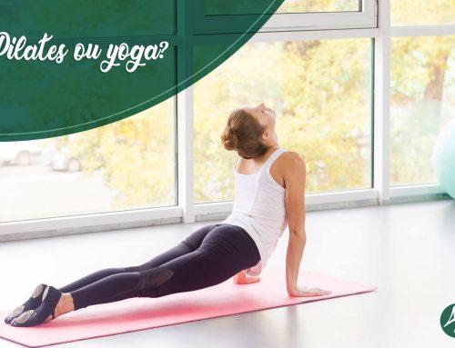 Pilates ou Yoga?