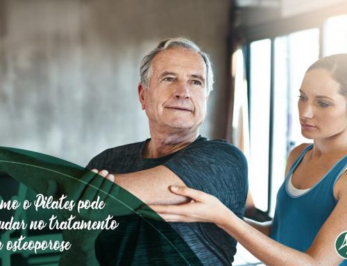 Como o Pilates pode ajudar no tratamento da osteoporose?